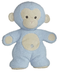 aurora plush fleecy friends blue monkey