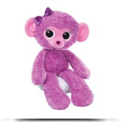 13 Jeepers Peepers Monkey Plush