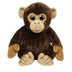 wild best brownie plush mini monkey