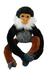 wild republic hanging monkey douc langur