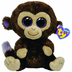 beanie boos coconut monkey look into