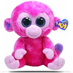 Boo Buddy Razberry Monkey
