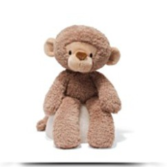 Fuzzy Monkey 13 5 Plush