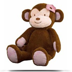 Jacana Plush Monkey