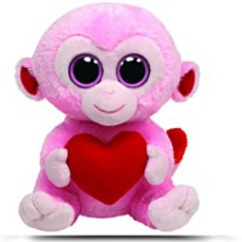 Julep Pink Monkey With Heart