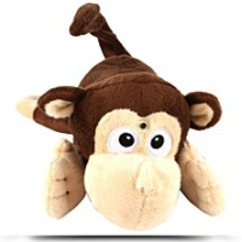 Monkey Electronic Plush