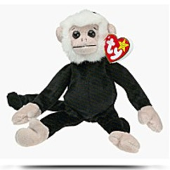 Mooch The Spider Monkey Beanie Baby
