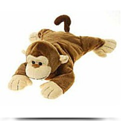 Peekaboo Plush 18 Monkey