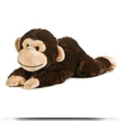 Plush 12 Flopsie Chimp Monkey